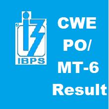 IBPS PO Result 2017