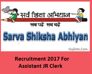 Rajasthan SSA Recruitment 2017