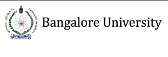 Banglore University Time Table
