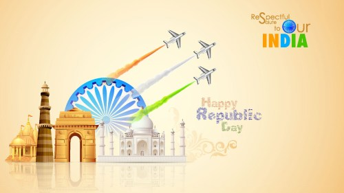 70th Republic Day Images