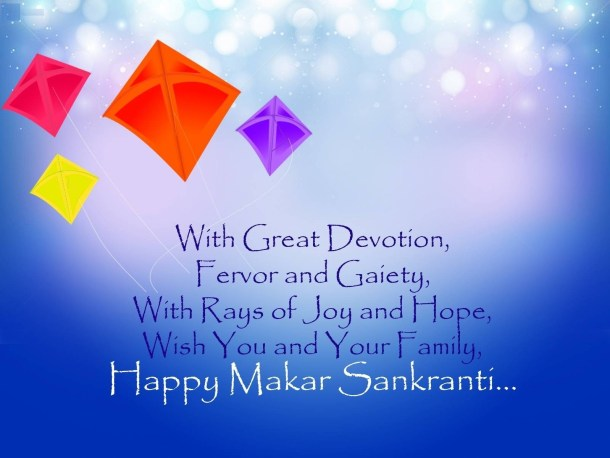 Happy Makar Sankranti Pictures 2018