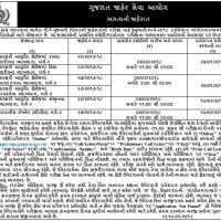 gpsc call letter 2018