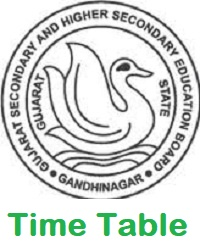Gseb.org Time Table