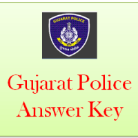 gujarat police answer key