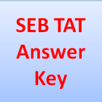 seb tat answer key 2019