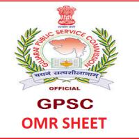 GPSC OMR Sheet