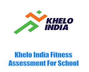 Khelo India Fitness Assessment