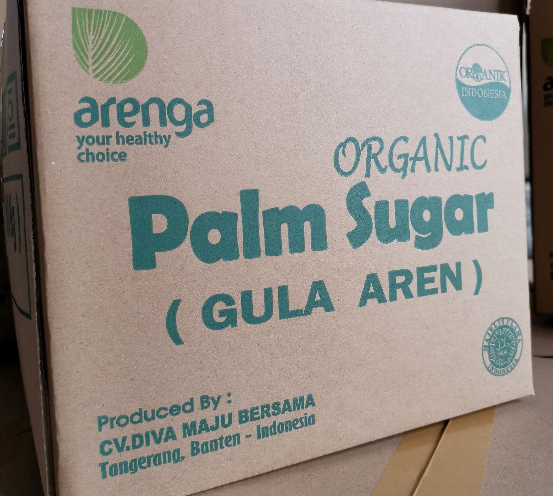 Palm sugar kemasan 10 Kg