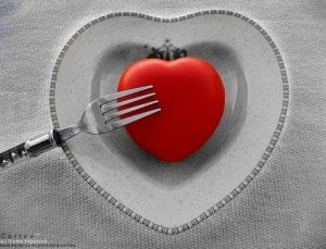 Fond ecran amour