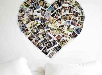 Coeur en photo