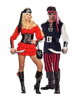 Costume Pirates