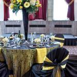 Décoration chaise de mariage