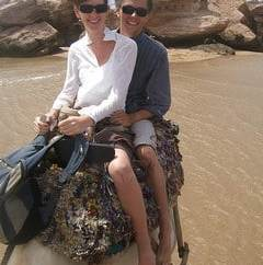 Couple Maroc