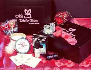 Ma desire box
