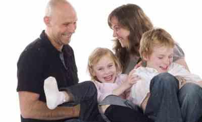 Père avec déjà des enfants