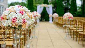 Lieu de réception du mariage