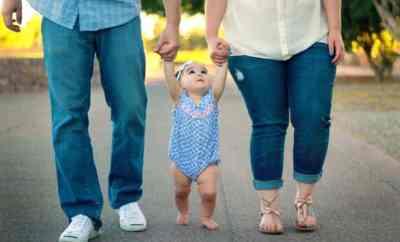Les relations amoureuses avec un bébé