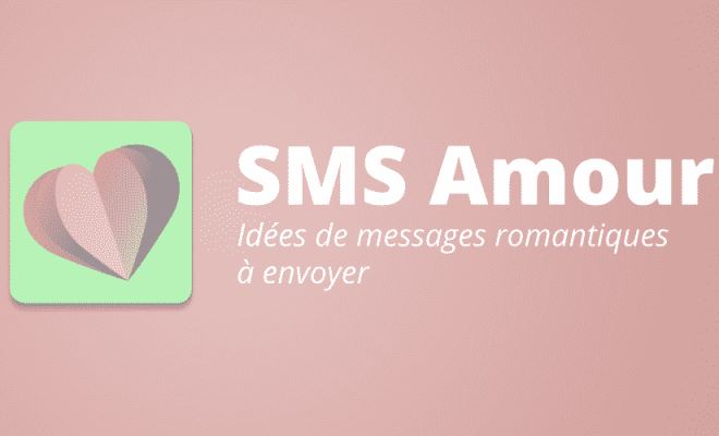 Appli SMS Amour
