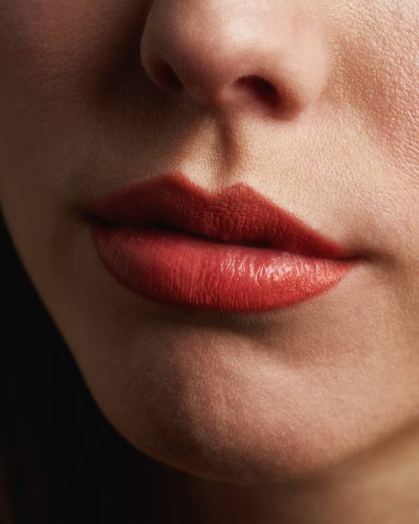 Lèvres de mariée
