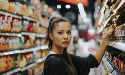 Histoire d'amour d'une femme qui fait une rencontre dans un supermarché