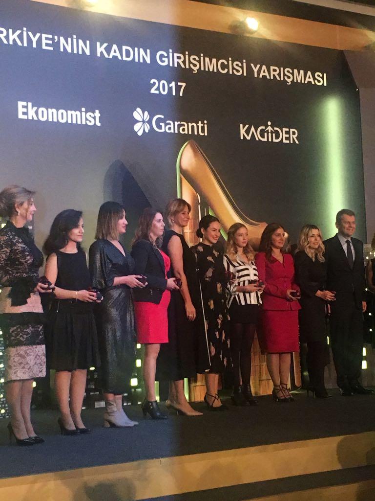 2017 Yılı Türkiye'nin Kadın Girişimci Yarışması