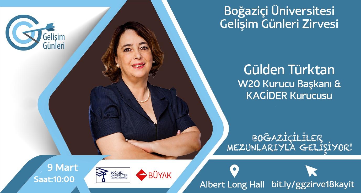 Boğaziçi Üniversitesi Gelişim Günleri Zirvesi