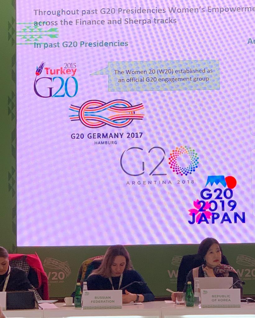 The W20 Inception Meeting in Riyadh9
