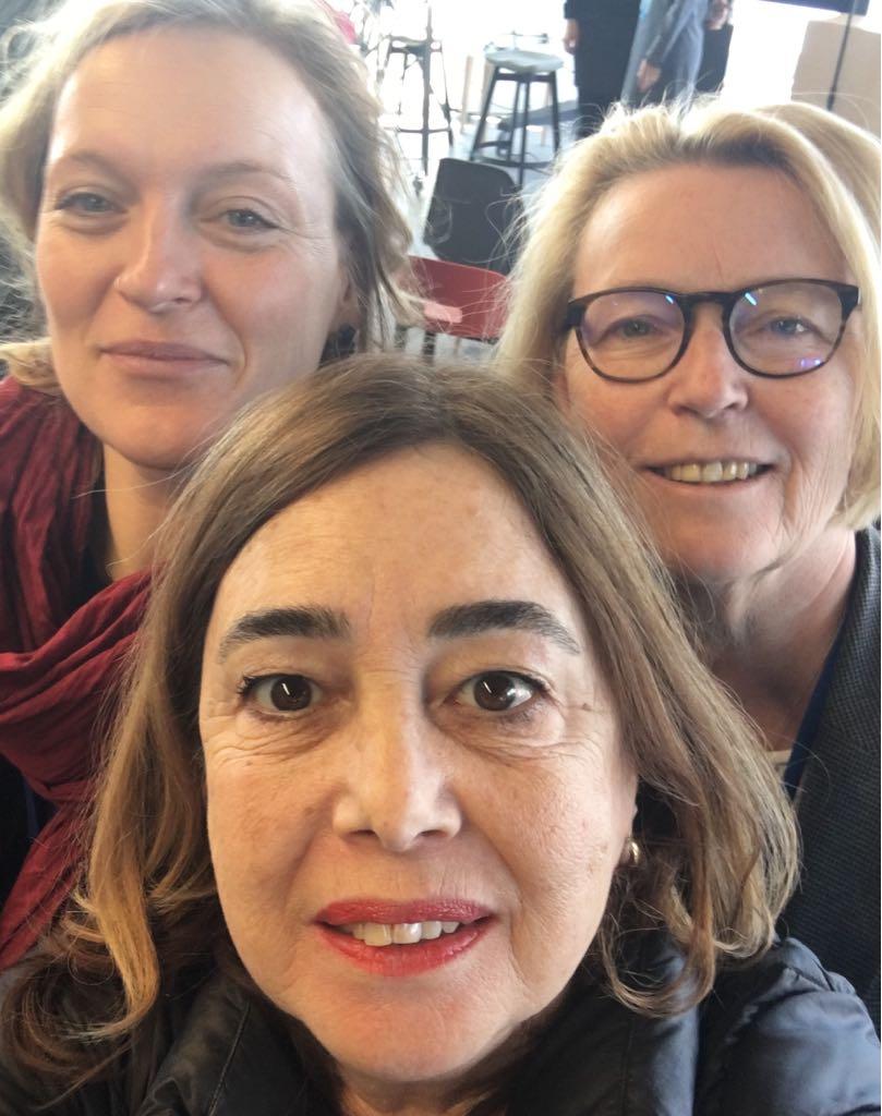 W20 - Women 20 of G20 - in CSW62 in 2018 - Gulden Turktan 2