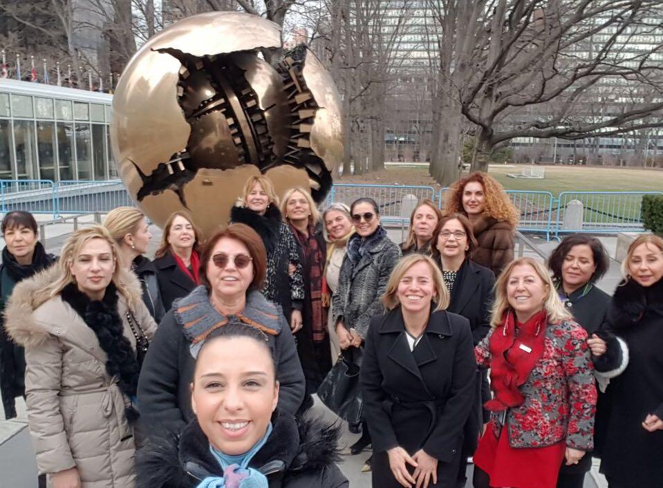 W20 - Women 20 of G20 - in CSW62 in 2018 - dunya