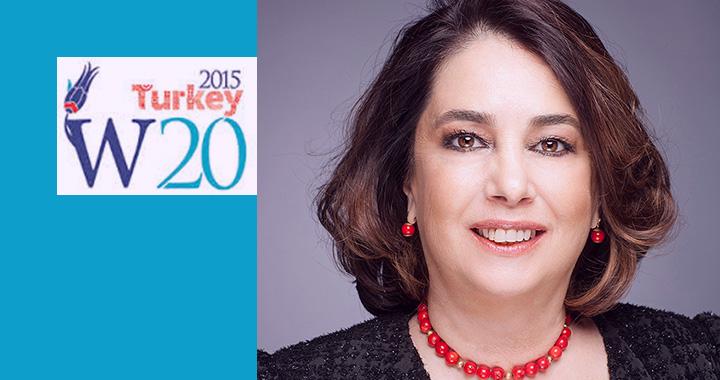 W20 Turkey Gülden Türktan
