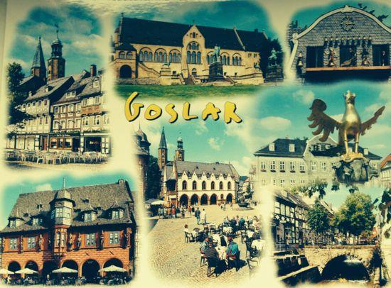 Postkort fra Goslar