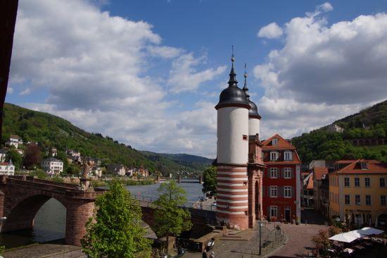 Byporten i Heidelberg