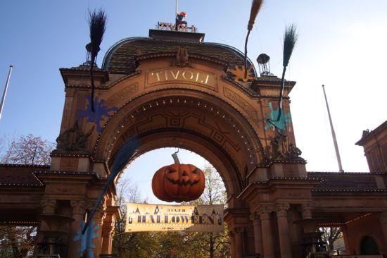 Halloween i Tivoli