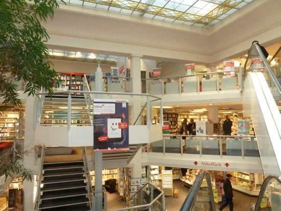 Boghandel i Lübeck