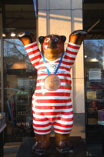 "Berlin bjørnen ""Buddy Bears"""