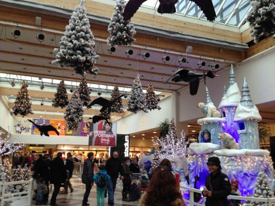 Jul i Rødovre centeret