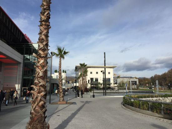Polygone Riviera i Cagnes Sur Mer