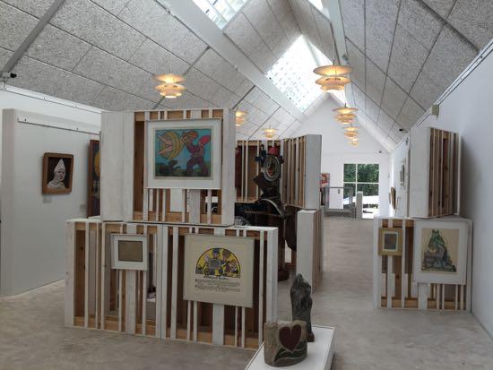 Heerup museum inde