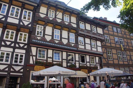 goslar-bindingsvaerkshuse
