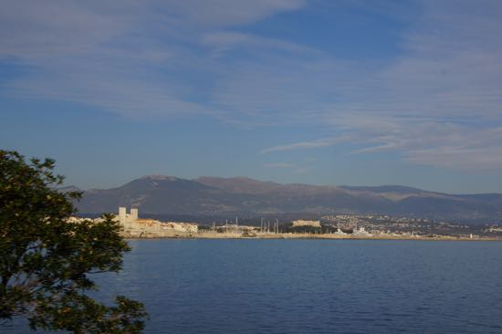 antibes-afstand