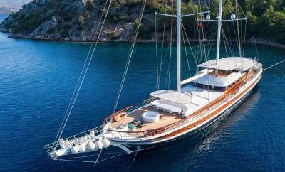 Halcon Del Mar Ultra Luxury Turkish Gulet