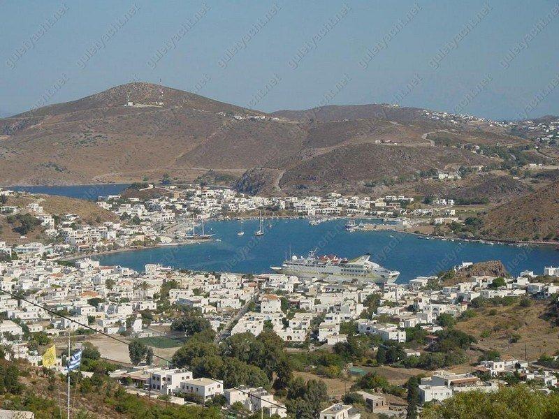 Patmos Island Greece Greek Dodecanese Islands