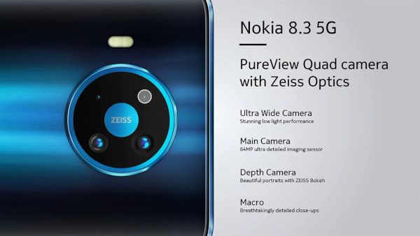 Camera specifications