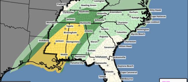 Update on the Ongoing Severe Weather Threat, Tomorrow's Severe Weather Threat