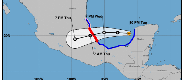 Brief Update on Franklin, Invest 99L