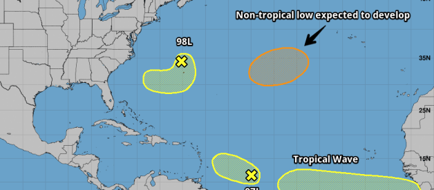 Tropical Update | Lull in Activity Short-Lived