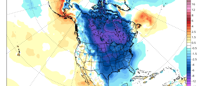 Transition to a More Sustained Cold, Stormy Pattern Likely Toward the End of the Month