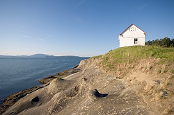 East Point Lighthouse, Saturna Island, British Columbia