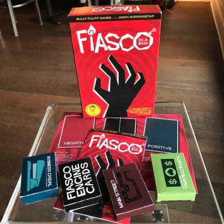 11 jours de Fiasco – Le Repaire de Gulix