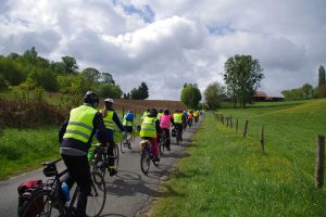 Bike Challenge - Brussel-Parijs